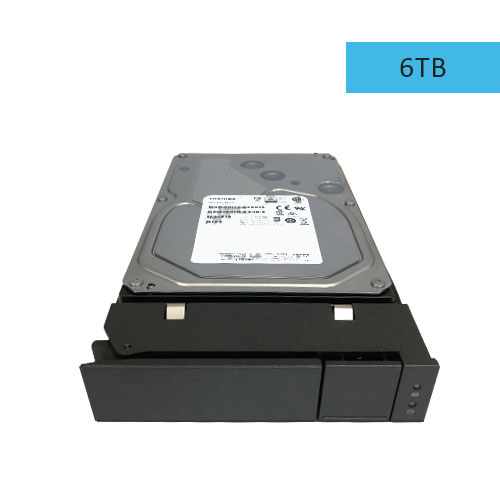 Pegasus2 R Series 6TB HDD with Drive Carrier