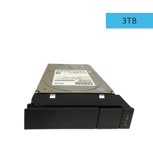 Pegasus2 & Pegasus 3 R Series 3TB SATA HDD w/drive Carrier