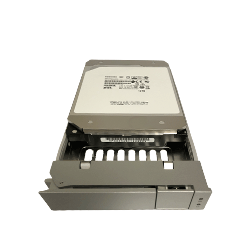 VTrak E5000/Vess R2600 12TB HDD w/Driver Carrier