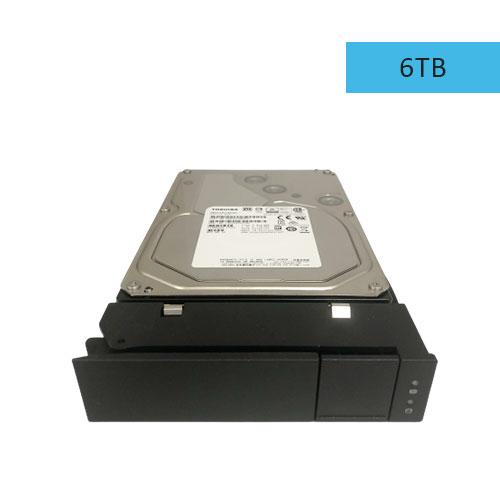 Pegasus3 R4/R6/R8 6TB SATA HDD w/drive Carrier